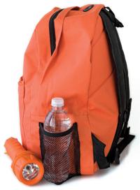 STEP #3: Prepare disaster supplies kits  - Putting Down