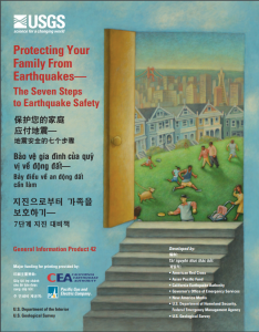 Download PDF of Protecting your Family from Earthquakes in Chinese, Vietnamese, and Korean