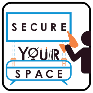 Secure Your Space logo.