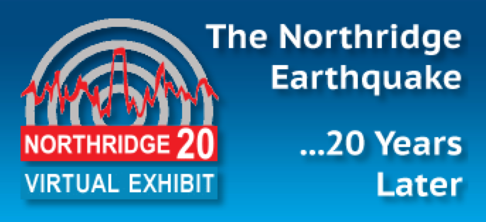 Northridge 20 Virtual Exhibit logo